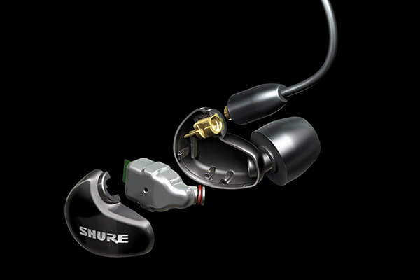 Shure SE315-CL Panasonic RP-NJ300BE Samsung AKG EO-IG955 Apple AirPods