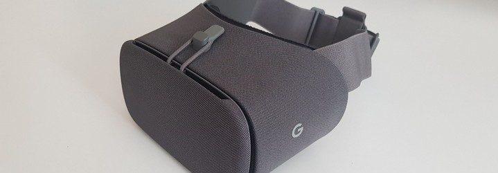 Google Daydream View VR Brille