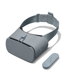 Google Daydream View with controller