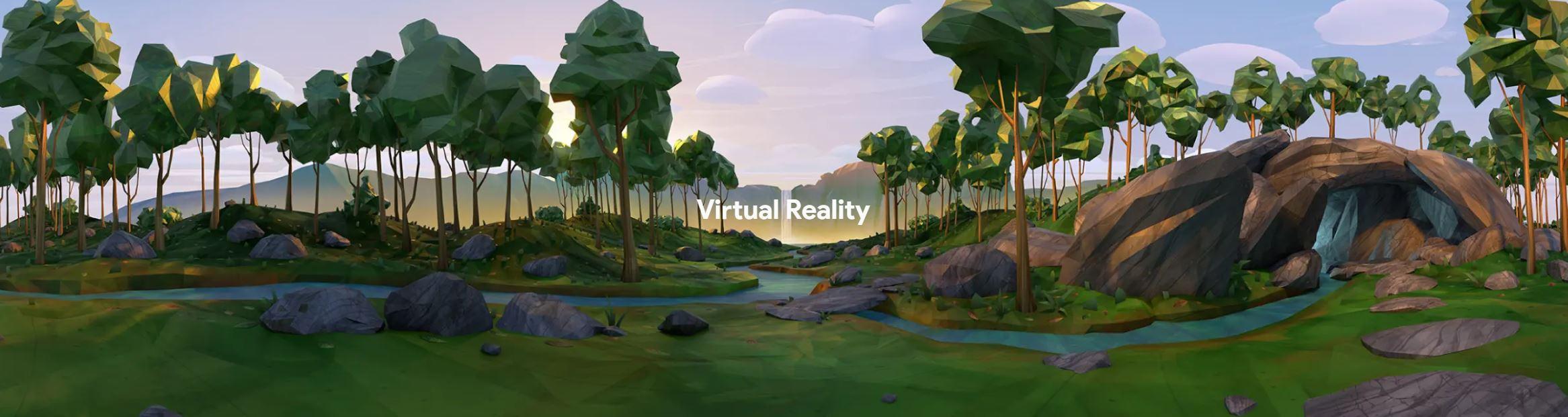 Google Daydream VR World